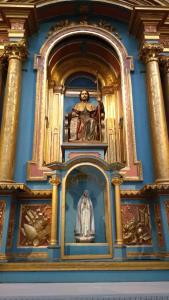 Apostol santiago San Ignacio