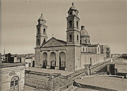 Iglesia De Balvanera foto circa 1880