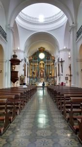 Nave Central San Ignacio