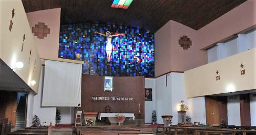 ns del valle altar