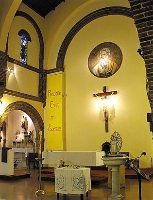 altar pablo apostol